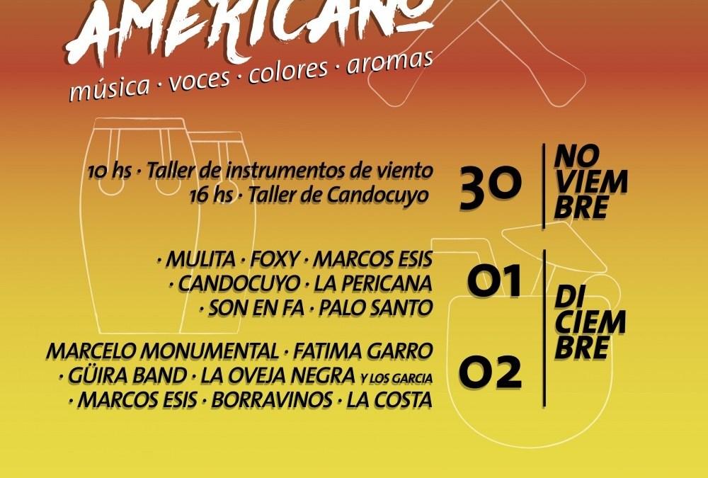 Se viene el Festival de Música Latinoamericana