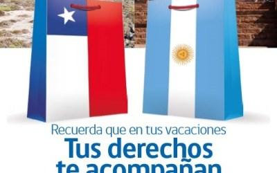 Cómo reclamar compras realizadas en la región de Coquimbo y San Juan