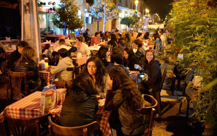 """""""Boulevard de verano"""", el atractivo gastronómico del verano serenense"""