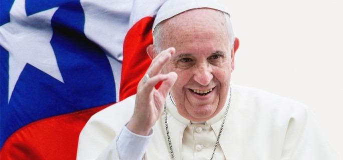 El 16 de enero será feriado en Santiago de Chile por la visita del Papa