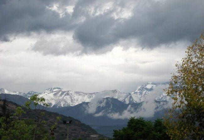 Nuevo pronóstico de tormentas eléctricas en la región