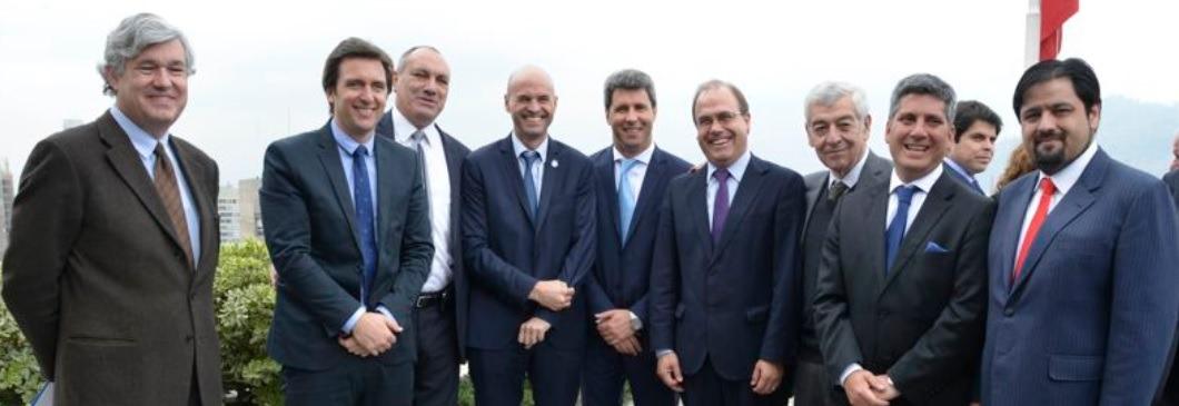 Desde hoy, EBITAN estará presidida por un representante argentino