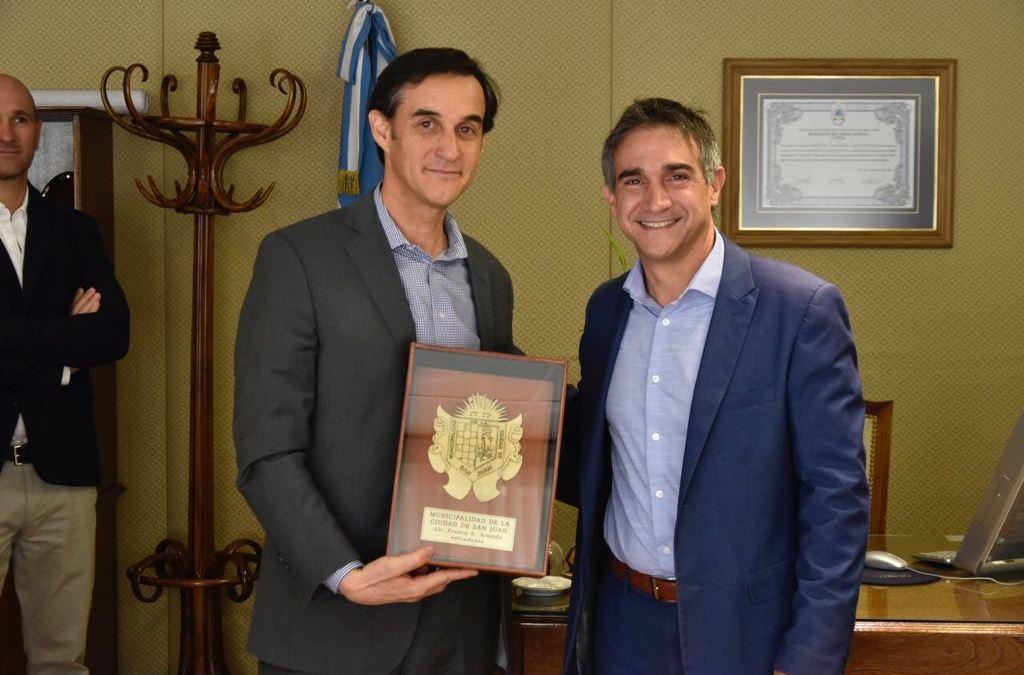 El BID está interesado en el desarrollo de la Ciudad de San Juan