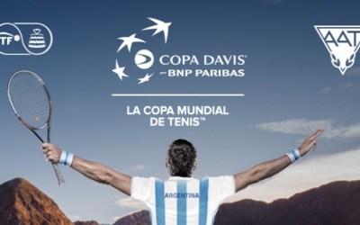 La Copa Davis ya se palpita en San Juan