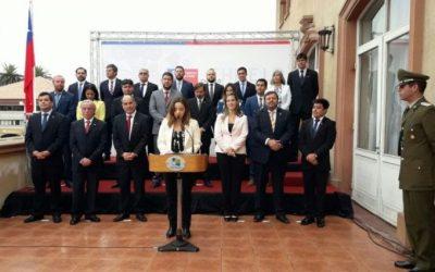 Los perfiles de los nuevos seremis que conformaron el gabinete de la región