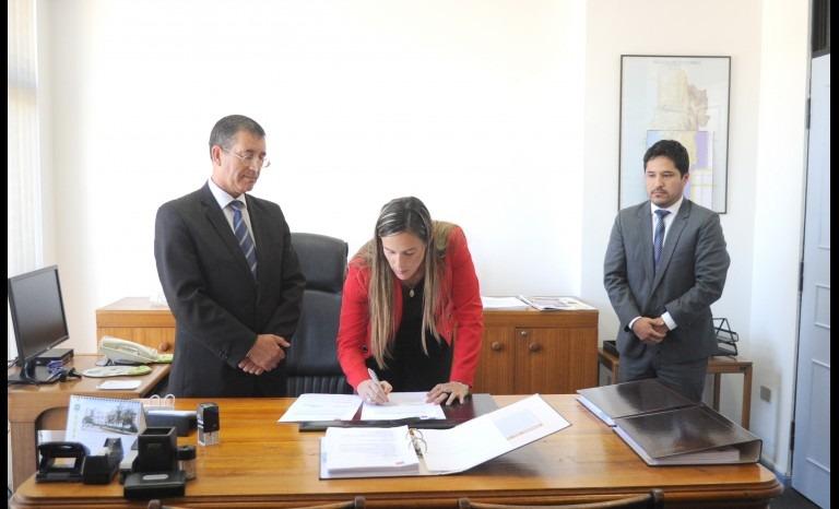 Nuevas autoridades provinciales aseguran trabajo en equipo con los municipios