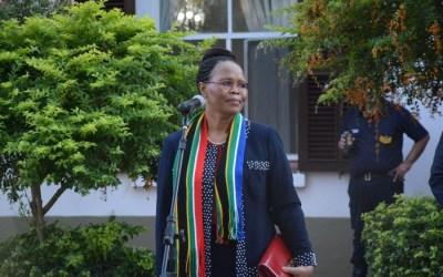 La embajadora de Sudáfrica visita San Juan por lazos comerciales y culturales