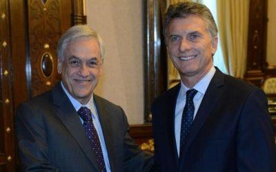 El Presidente Mauricio Macri reafirmó que el Túnel Agua Negra es prioridad