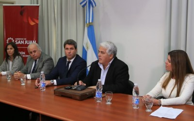 San Juan será sede de importantes actividades agroproductivas
