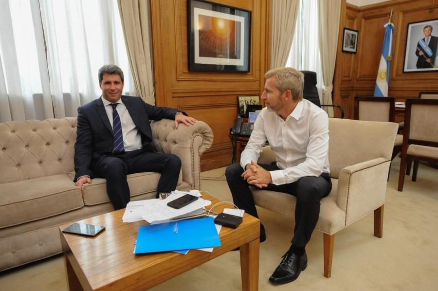 El Ministro del Interior de Argentina ratificó el Túnel de Agua Negra