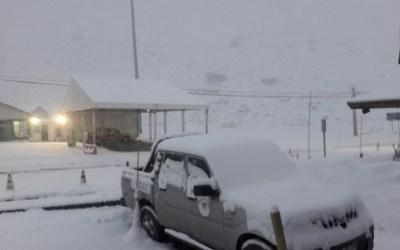 El Paso Cristo Redentor seguirá cerrado y hay 700 camiones en Uspallata