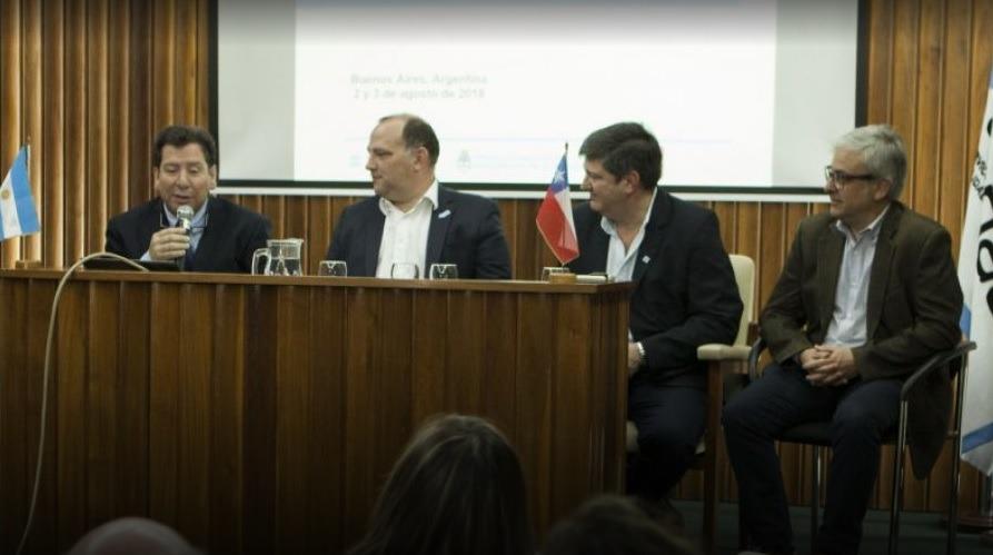 Argentina y Chile afianzan acciones conjuntas en protección vegetal