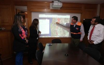 Potencian novedosa herramienta digital para la gestión de emergencias
