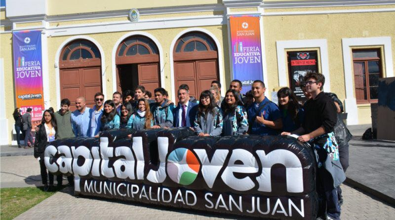 Se viene la 3º Feria Educativa Joven 2018