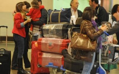 Argentina: Suben a 500 dólares el monto de mercaderías que se puede traer del exterior sin pagar impuesto