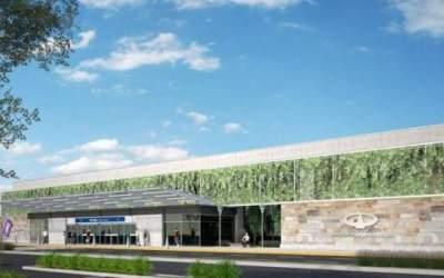 Se retomó la remodelación del Aeropuerto Domingo F. Sarmiento