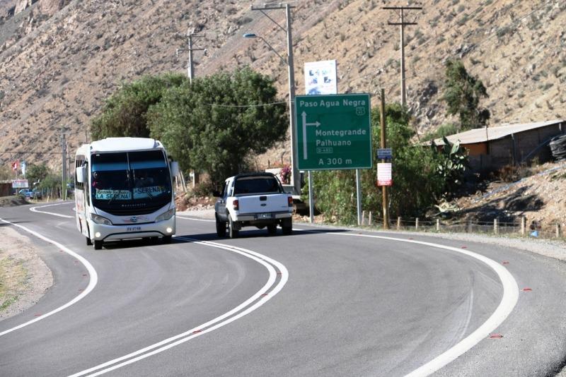 Quieren que el Valle del Elqui cuente con doble vía