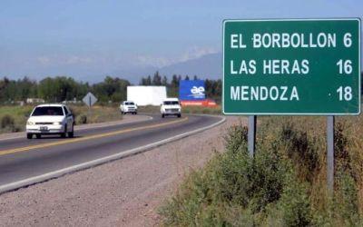 Doble vía a San Juan, aún sin fecha de inicio en Mendoza