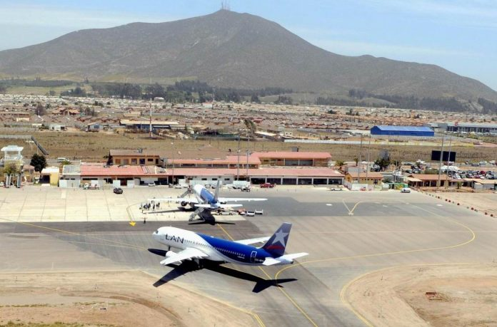 El 21 de diciembre comenzarían vuelos internacionales desde La Serena