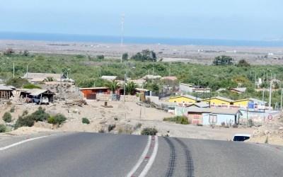 Obras viales potencian la zona costera de La Higuera