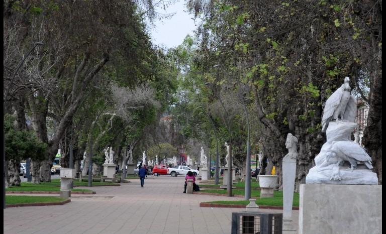 Mejora de paseo peatonal de Avenida Aguirre destaca entre los 20 proyectos para el 2019