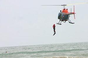 El mar se cobró una víctima en La Serena