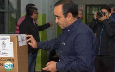 San Juan está votando