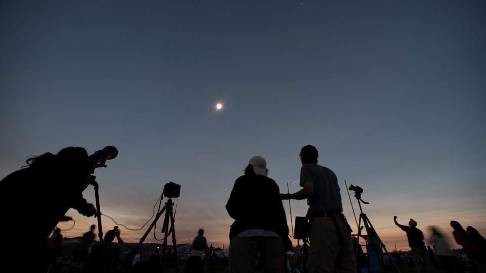 92% del alojamiento sanjuanino reservado para el eclipse de sol