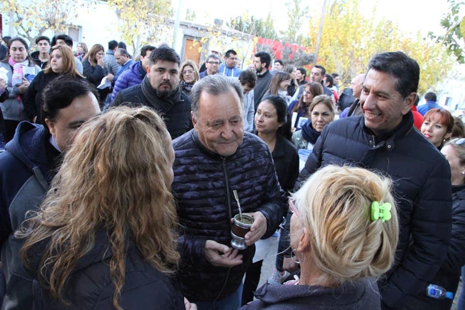 """Armando Sánchez: """"Nuestro proyecto pone ante todo el bienestar de los pocitanos"""""""