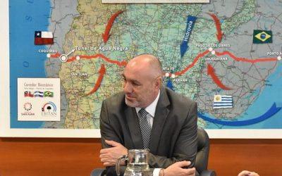 """""""El estudio realizado para construir el Túnel de Agua Negra contempla varias fallas"""""""