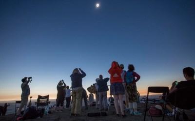 """""""Generaremos las condiciones para que el turista viva una experiencia tranquila con el eclipse"""""""