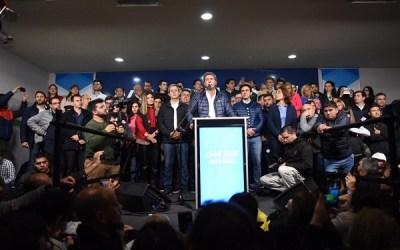 El Frente Todos obtuvo un gran triunfo en las elecciones generales