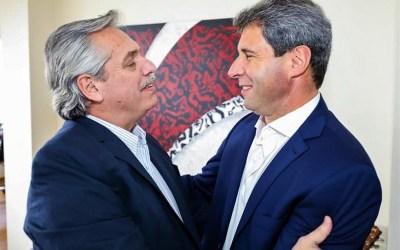 """""""Le dije a Alberto Fernández sobre la necesidad de seguir con el Túnel de Agua Negra"""""""