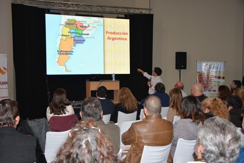 Referentes nacionales e internacionales del sector del tomate se darán cita en San Juan