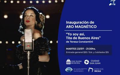 La Ciudad de San Juan inaugura la primera sala de cine inclusiva