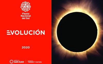 """""""Evolución"""", la nueva temática de la Fiesta Nacional del Sol 2020"""