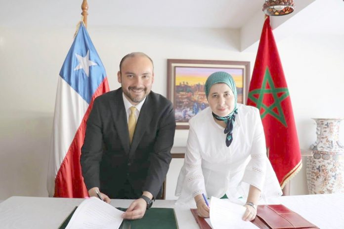 Marruecos dispone de $ 373 millones para restaurar mezquita de Coquimbo