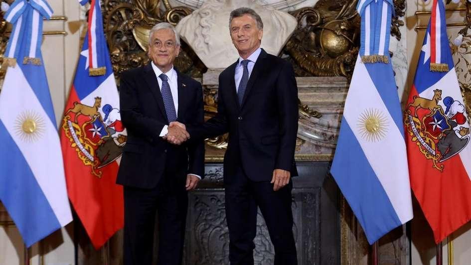 """Piñera, sobre las elecciones argentinas: """"nos va a afectar, pero nuestra economía está creciendo"""""""