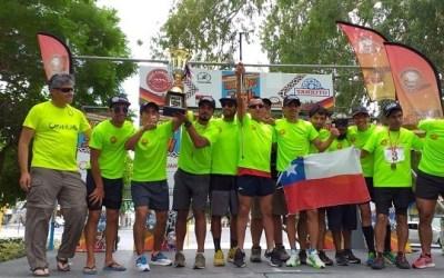 Más de 90 corredores unieron Chile y Argentina en una Maratón por Agua Negra