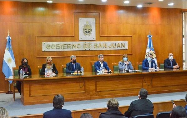 """""""El desafío es mantener el estatus sanitario en San Juan que hemos logrado entre todos"""""""