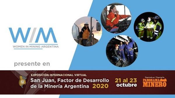 Women in Mining Argentina estará presente en la Expo San Juan Minera 2020