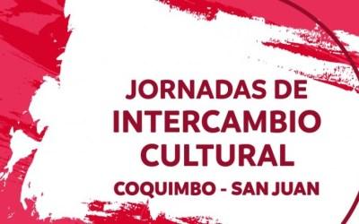 Jornadas Virtuales de Intercambio Cultural Binacional entre San Juan y Coquimbo