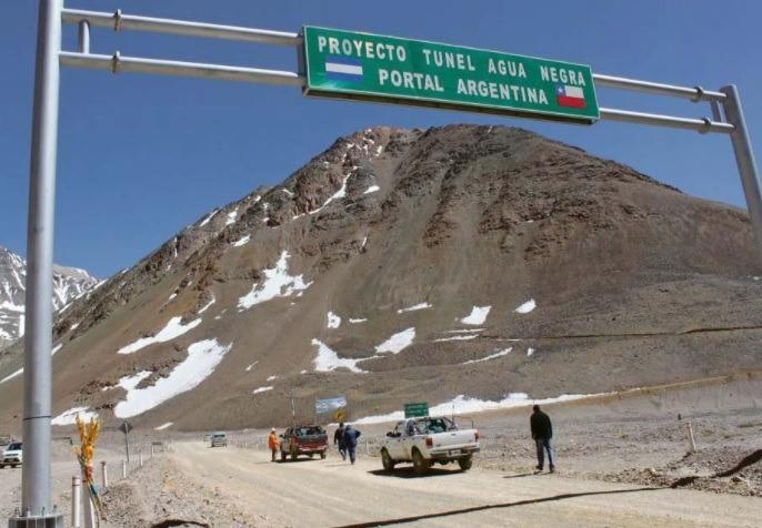 ¿Argentina y Chile retomarán el proyecto Túnel Agua Negra en marzo?