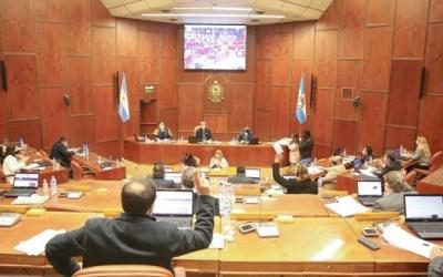 La Cámara aprobó la asistencia financiera para la obra Complejo Penitenciario