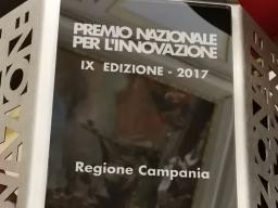 """Alla Regione Campania il """"Premio nazionale per l'Innovazione 2017"""""""