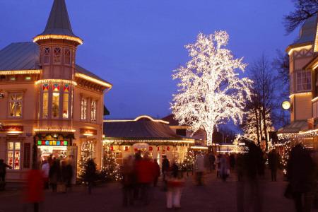 Mercatino di Natale di Goteborg