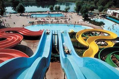 Parco Acquatico Aquaneva ad Inzago