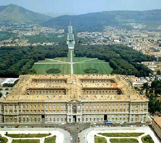 Campania Galleria fotografica delle citt della regione con foto di paesaggi monumenti e