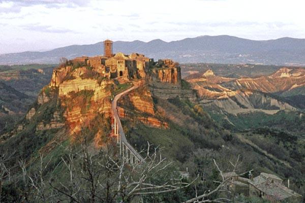 Lazio la regione di Roma