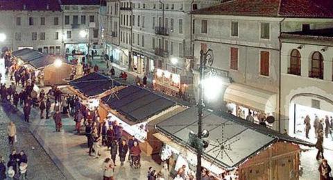 Mercatino di Natale di Vicenza